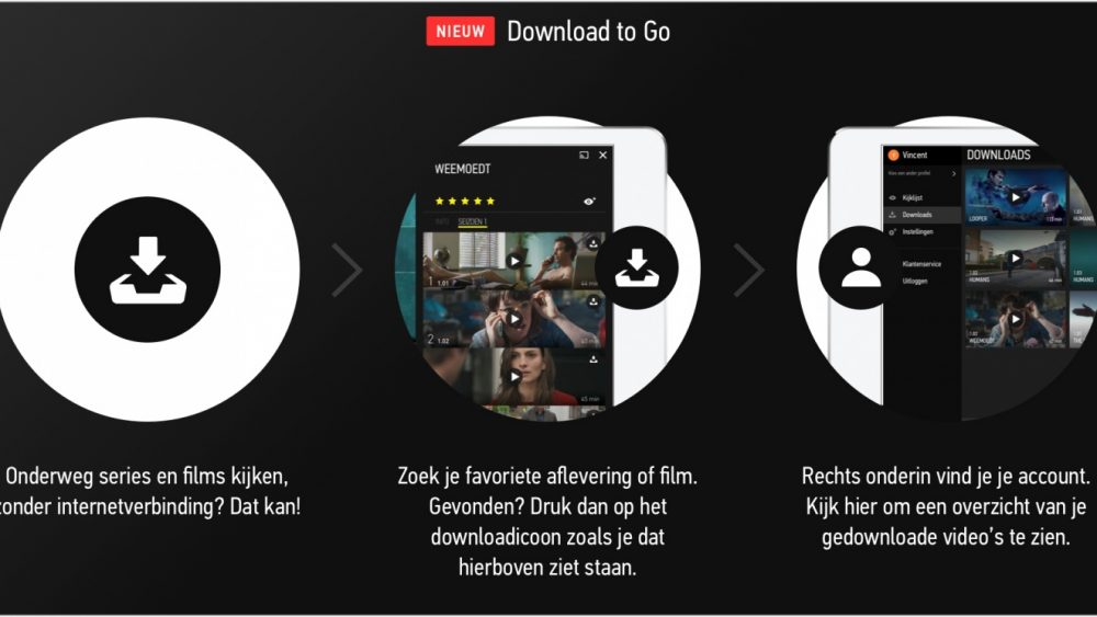 Videoland download to go
